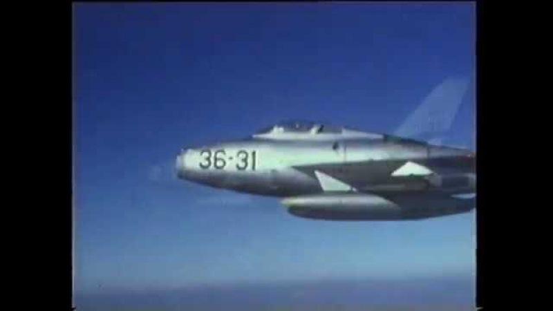 Dal T6 all'F104 Vita da pilota militare