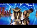 Танец Киргизских танцоров Адем