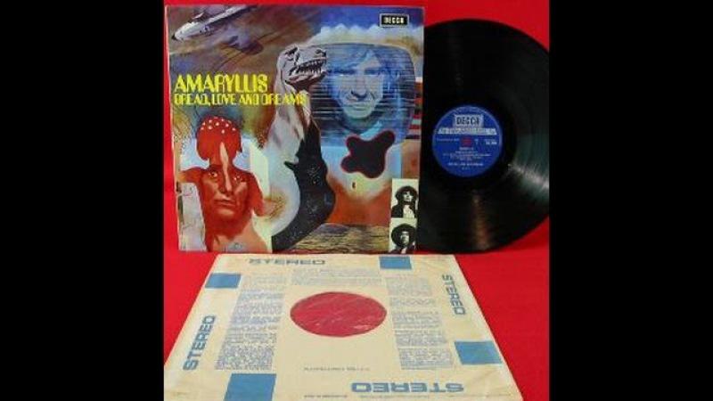 Bread, Love And Dreams Amaryllis1971 Very Rare UK Decca LP £900 `Acid Folk`