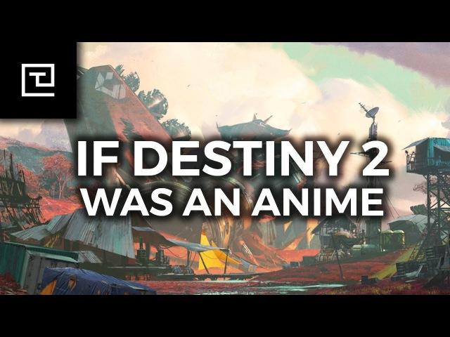 MAD Destiny 2 Anime Opening SAVIOR OF SONG