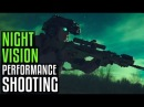 How to Shoot a Rifle with Night Vision