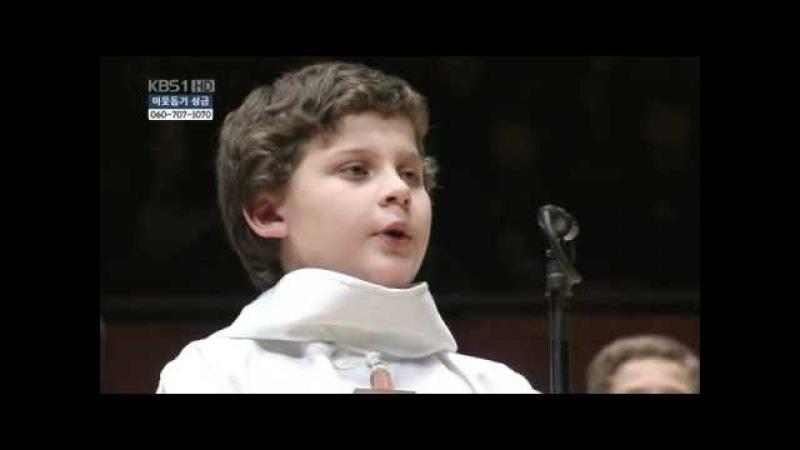 PCCB - Mozart's Lullaby (La berceuse de Mozart) 2010