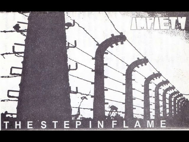 Thrash Metal IMPIETY The Step In Flame 1995 Demo Full Album