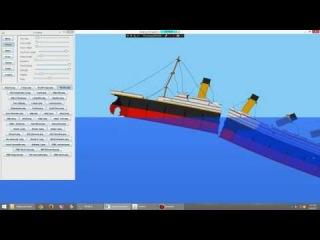 SINK THE TITANIC!!! |Sinking Simulator 2