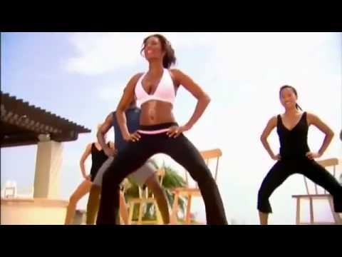 Mel B 10 minutowy trening nóg 4