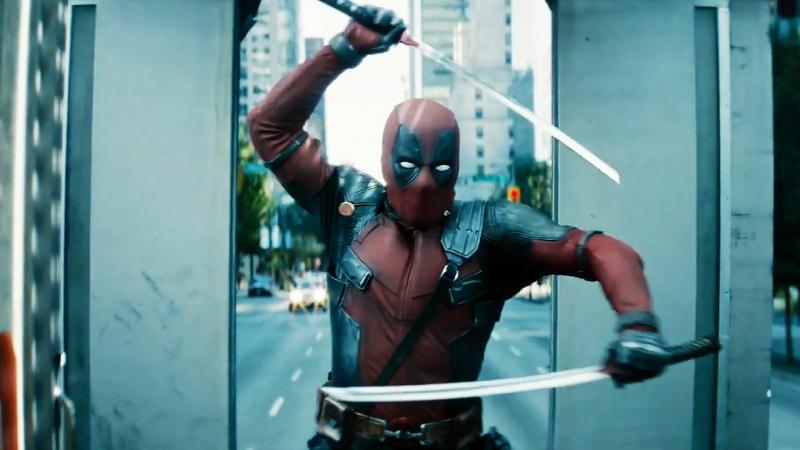 Дэдпул 2 Deadpool 2.Трейлер 2 (2018) [1080p]