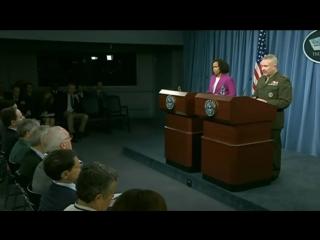 ✔ ОСОБОЕ МНЕНИЕ: Журналист ткнул генерала Пентагона носом в правду сирийской действительности ...