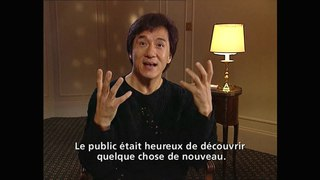 Jackie Chan Interview # 3