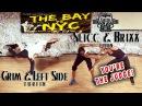 Grim Left Side vs Slicc Brixx | THE BAY TURFIN vs LITEFEET, FLEXN, VOGUE (NYC Edition) Battle