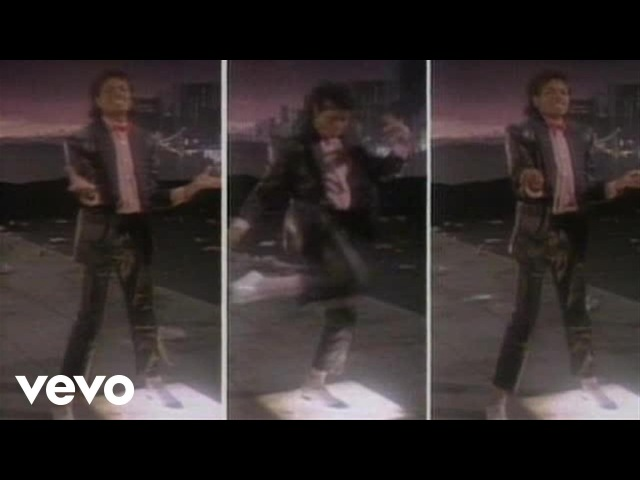 Michael Jackson - Billie Jean Official Video