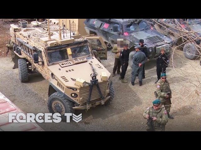 Securing Kabul Meet The British Soldiers In One Of The World's Deadliest Cities Forces TV