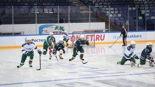 Данис Зарипов провел тренировку для воспитанников «Академии хоккея Ак Барс»