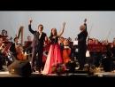Дж Верди Застольная песня из оперы Травиата