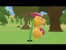 Cursed Pony Magic_ Scootaloo 720 X 1280 .mp4