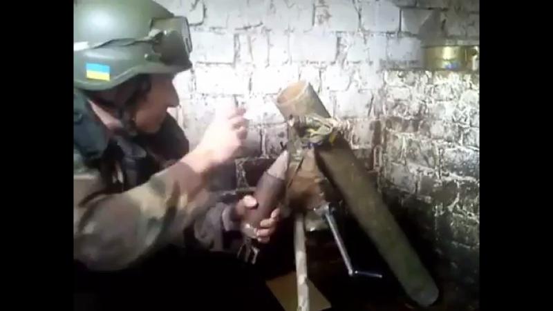 Украйнскии военные