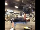 Benchpress 295 lbs 5*3