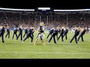 Cosmo the Cougar the Cougarettes Dance - BYU Vs Boise St 2017