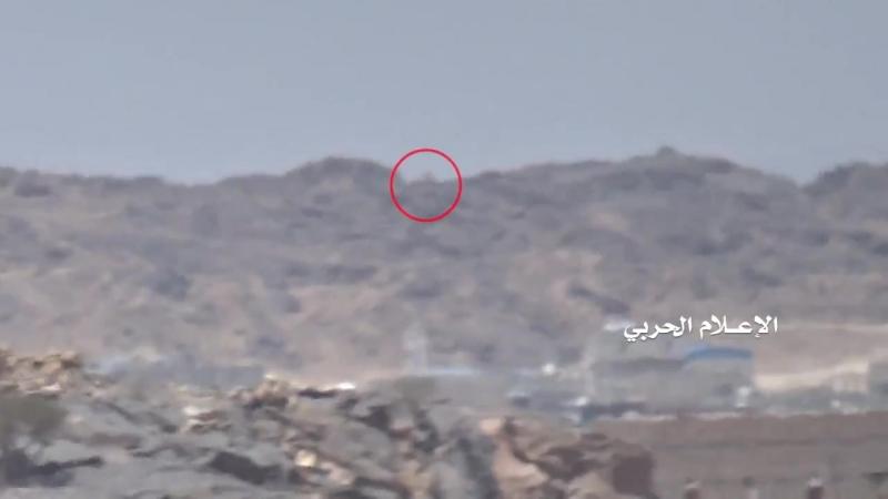Хуситы из ПТРК уничтожили Т-55 хадистов в районе Кония, Бейда.