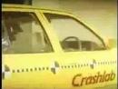 краш-тест китайского такси (чери амулет) хе хе