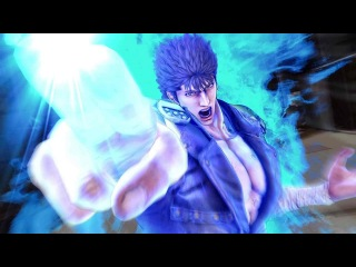 PS4専用ソフト『北斗が如く』CM映像