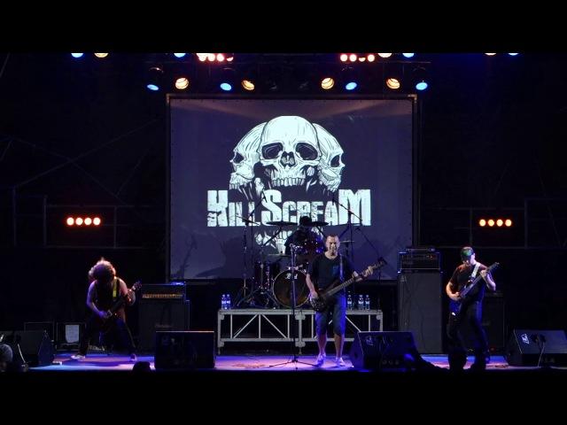 KillScream - Self Resistance (Live at Bingo club, Kiev, 09.02.2018)