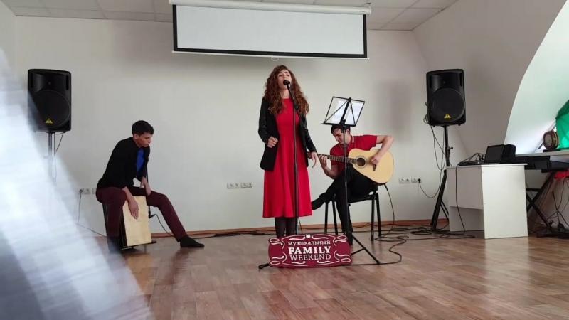 группа Red Voice вокал Валерия Стриганова