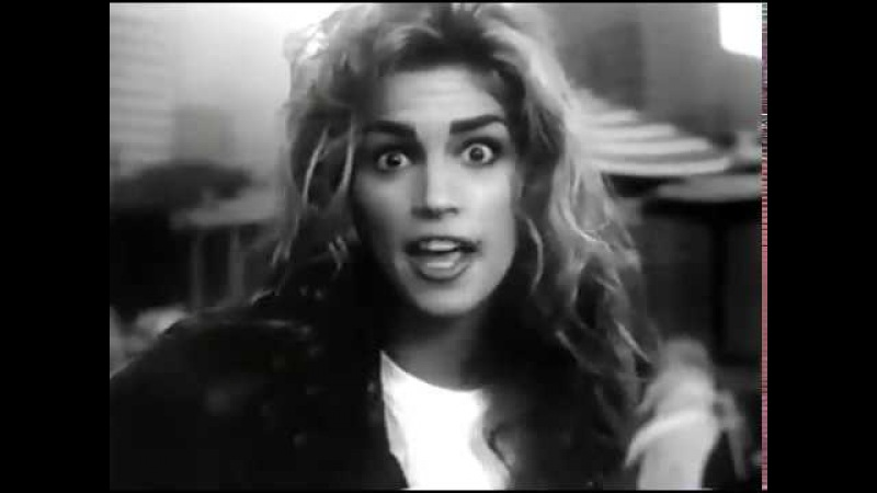 MTV House of Style Commercial 1992 with Cindy Crawford