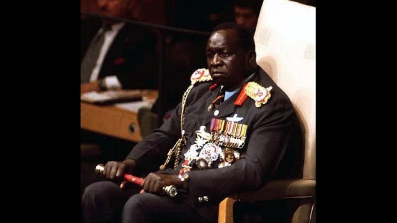 Величайшие Злодеи Мира Иди Амин Ужасы в Уганде Дискавери документальные фильмы
