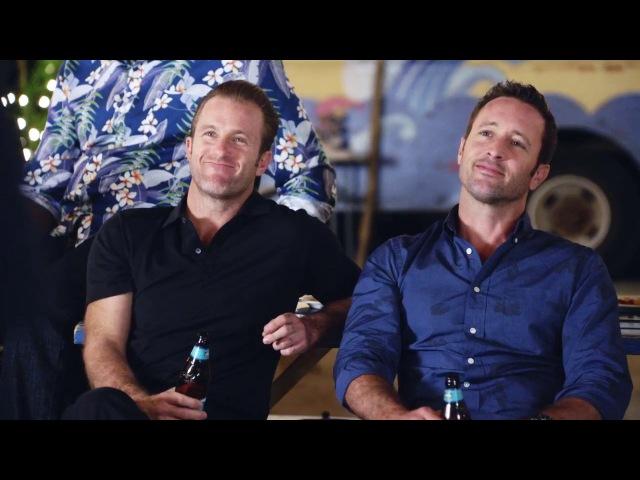 【McDanno】【Hawaii Five-0】Never Stop(Steve POV)(fluff)💓
