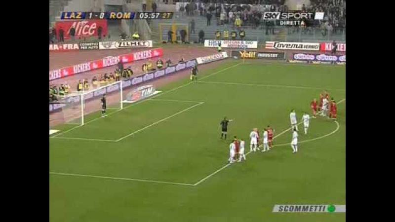 (Divx-Ita)Derby Lazio 3-0 Roma commento F Caressa STUPENDO!