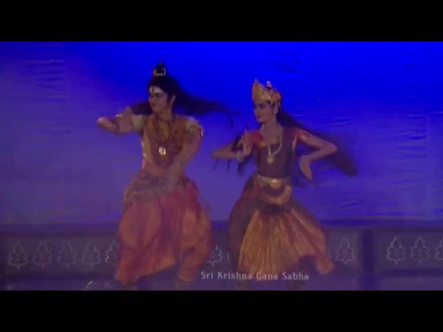 Shiva Parvathi - Ananda Thandavam