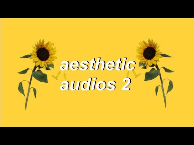 Aesthetic audios pt.2 *:・゚✧ evymiu