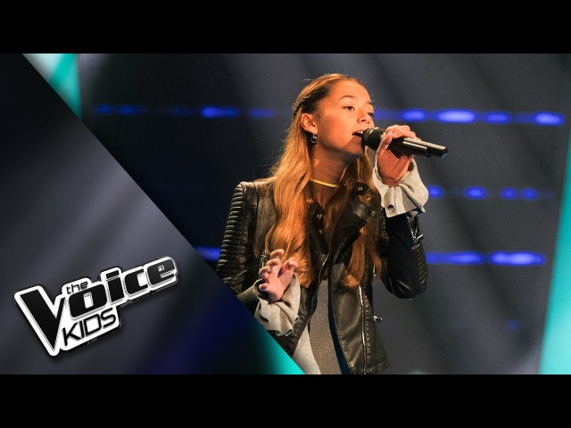 Montana - Fallin | The Voice Kids 2018 | The Blind Auditions