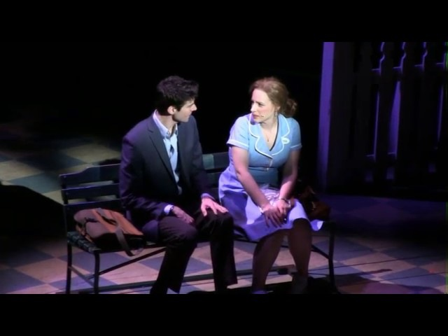 It Only Takes A Taste Drew Gehling and Jessie Mueller Performance