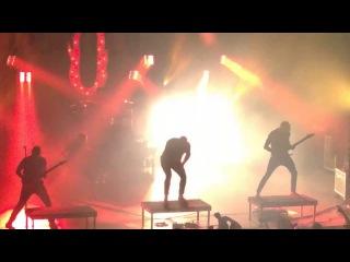 August Burns Red - Phantom Anthem Tour - Montreal (2018/01/05) 1080p