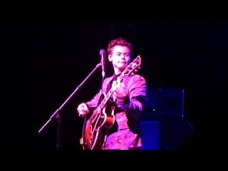 Harry Styles - Just A Little Bit Of You Heart (Ariana Grande Cover) Live At The Greek Theatre