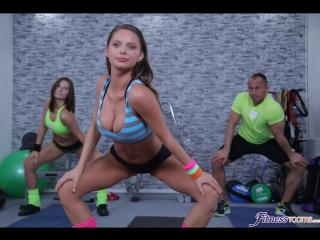 Jenifer jane aka jennifer jane   pornmir порно porno hd 1080 [creampie, sports, amateur, gym, indoors, sex, ass licking, p