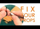 3 ways to fix loose props - how to secure propellers on micro brushed motors - EASY FIX
