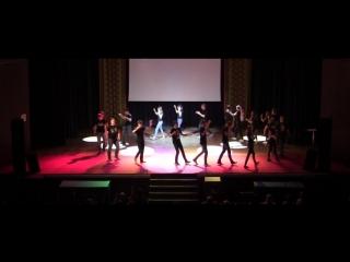 СО ЛетяГА - Хайпанём немножечко (танец на посвящение)