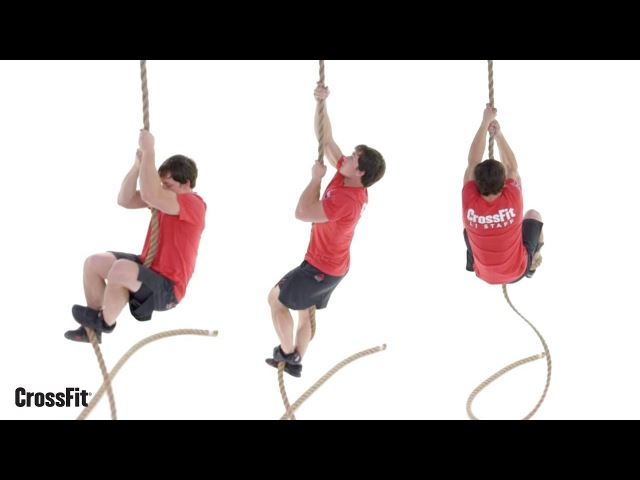 The Rope Climb Wrapping