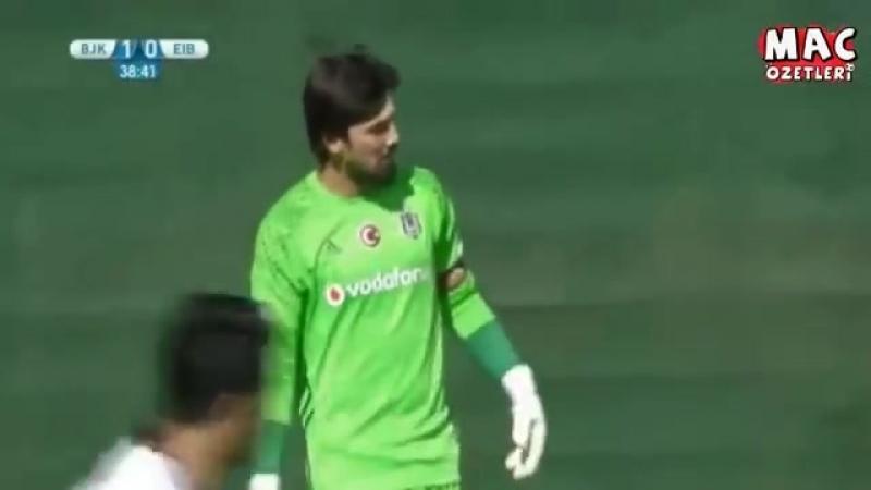 Hazırlık Macı - 2016 - 2017 Sezonu - Beşiktaş 3 - 0 Eibar