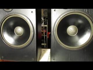 Infinity SM-155 Studio monitors Speakers 15 WOOFERS 10 - 300 WATTS LARGE SPEAKE