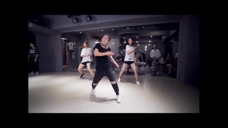 KAI 愷賢 - Hiphop Choreography Dance @ G_DRAGON - BULLSHIT 개소리 - KAI Choreography