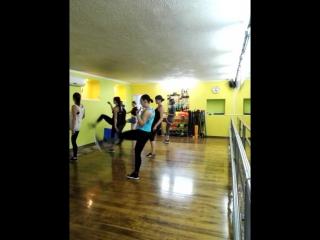 танцевалка в клубе