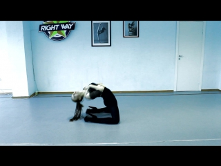 Street light/Choreo by Anny Solt