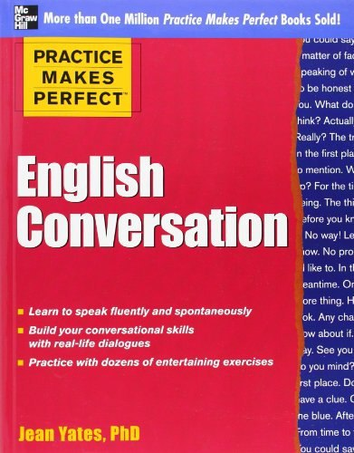 english conversation practice makes perfect