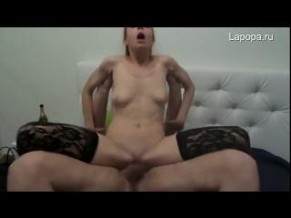 Шикарный секс, девушка получает оргазм на полную (Секс Порно Домашнее Порево Трахает Попка Сиськи) 18+