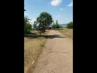 """Лето с психологом. Закрытие 3 - тьей лагерной смены в лагере """"Сосенка""""."""