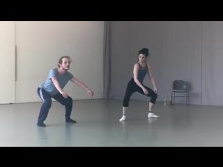 """""""ISADORA"""" Ballet Rehearsal, Starring Natalia Osipova, Choreographer Vladimir Varnava"""