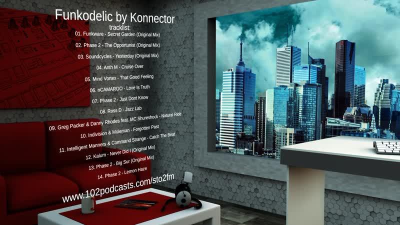 TEASER Сто2 FM Funkodelic by Konnector